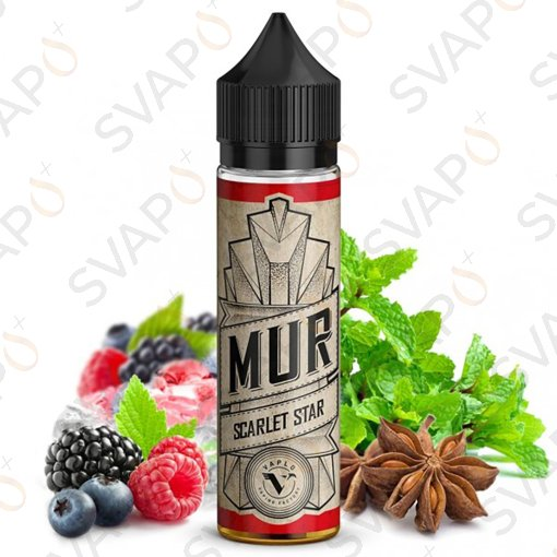 -VAPLO - MUR - SCARLET STAR Shot Series 20 ML