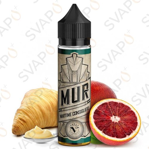 -VAPLO - MUR - WARTIME CONSIGLIERE Shot Series 20 ML