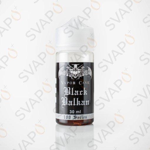VAPOR CAVE - BLACK BALKAN Shot series 30 ML