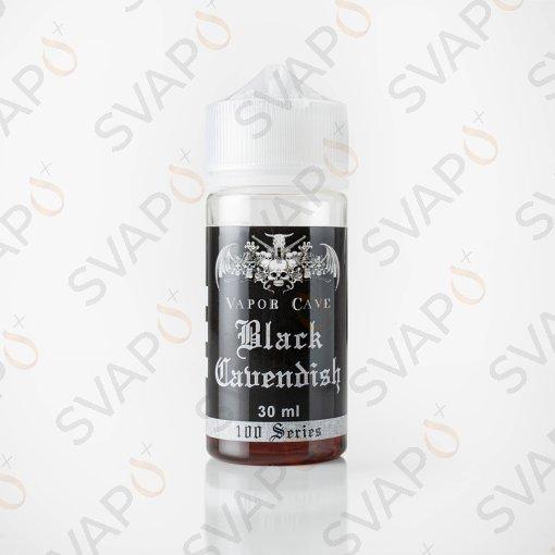 VAPOR CAVE - BLACK CAVENDISH Shot series 30 ML