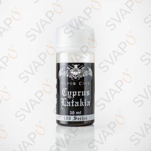 VAPOR CAVE - CYPRUS LATAKIA Shot series 30 ML