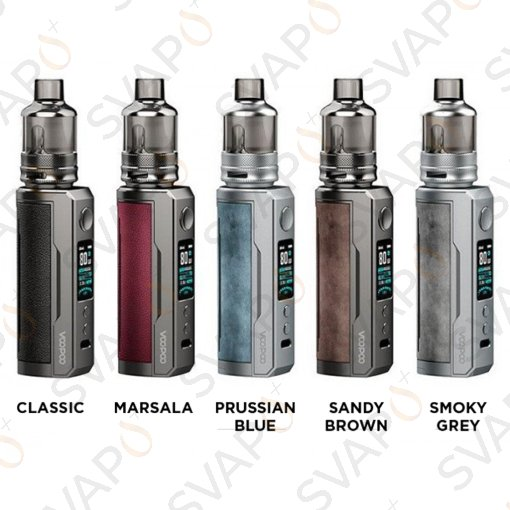 VOOPOO - DRAG X PLUS Kit