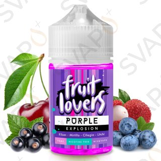 VAPORART - SUPERFLAVOR - PURPLE EXPLOSION Mix Series 50 ML