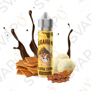 GRAHAM CENTRAL STATION - BUTTER PECAN Shot Series 20 ML