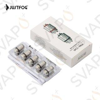 JUSTFOG - 5PZ COIL PER Q16 - Q14 - G14 - C14 - S14