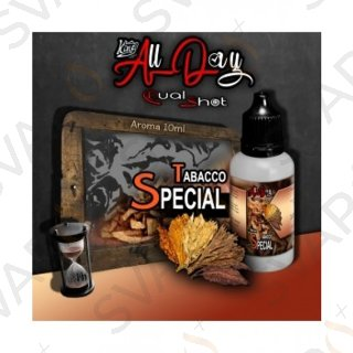 -KING LIQUID - ALL DAY - TABACCO SPECIAL Mini Shot 10 ML